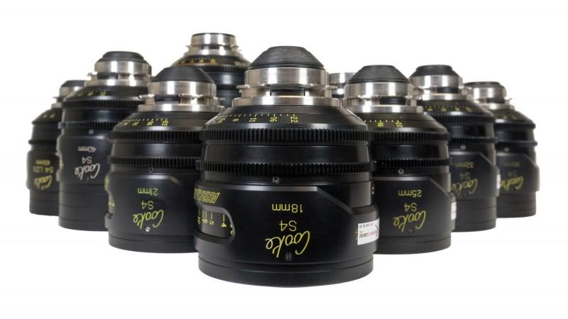 Rental: LENS COOKE S4/i SERIES (18-21-25-35-40-50-75-100-135 MM)