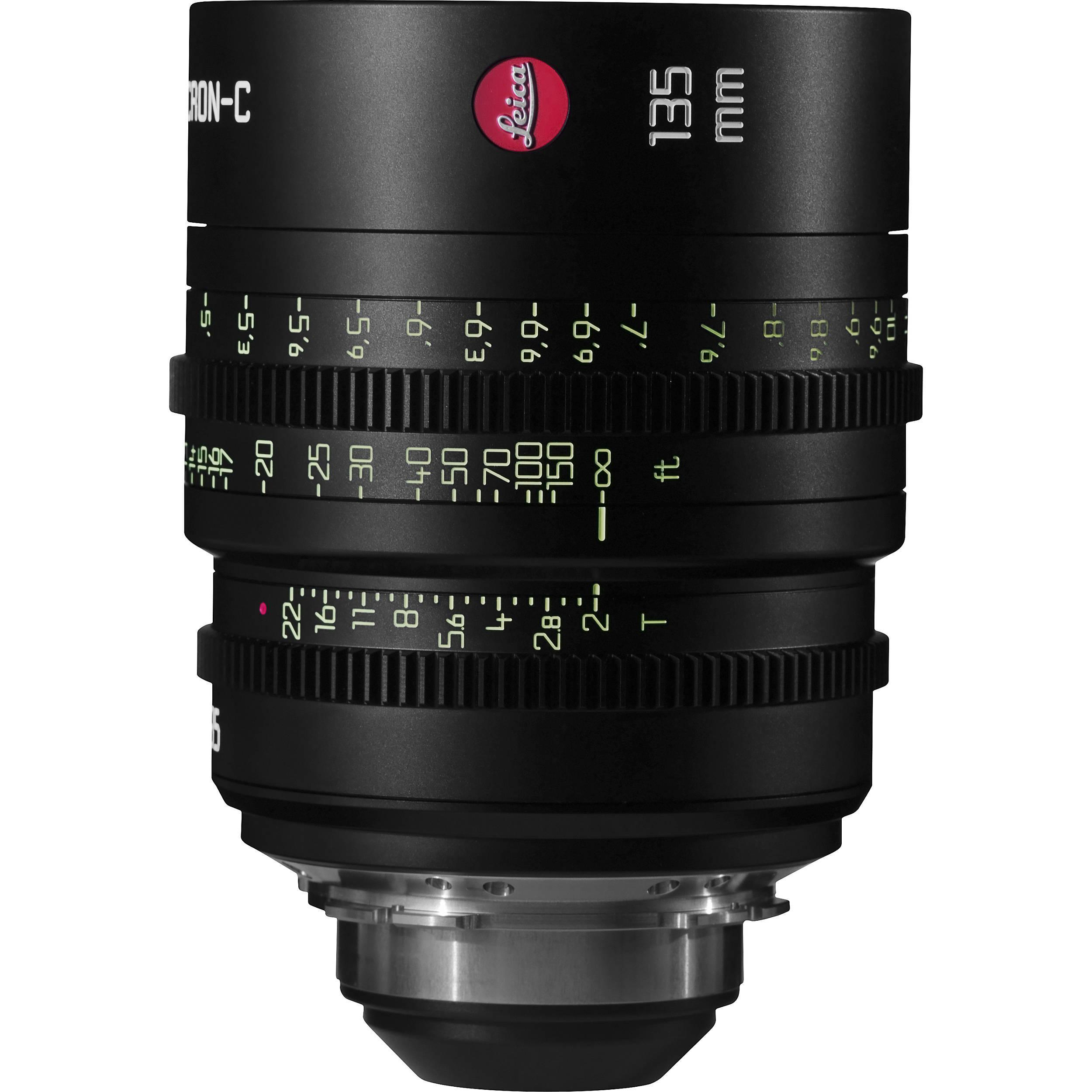 Rental: LENS LEICA SUMMICRON-C T2 135MM