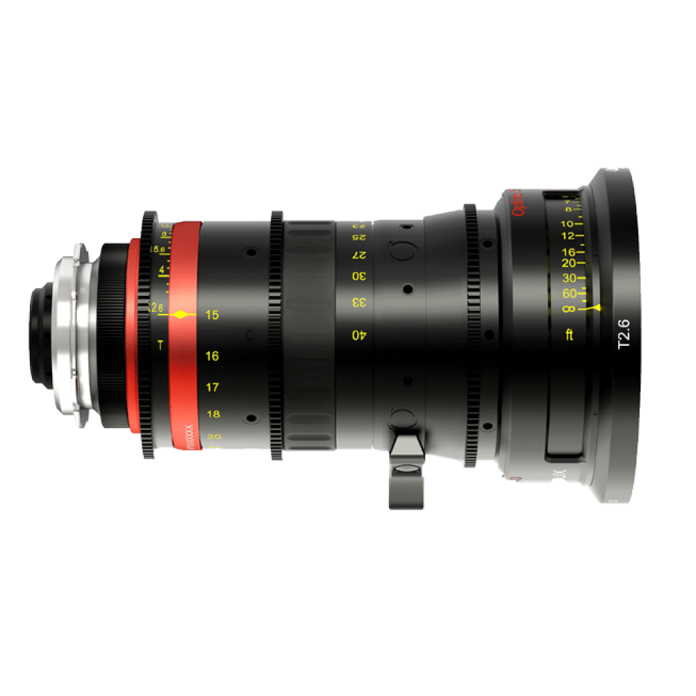 LENS ANGENIEUX OPTIMO ZOOM 15-40MM T 2.4