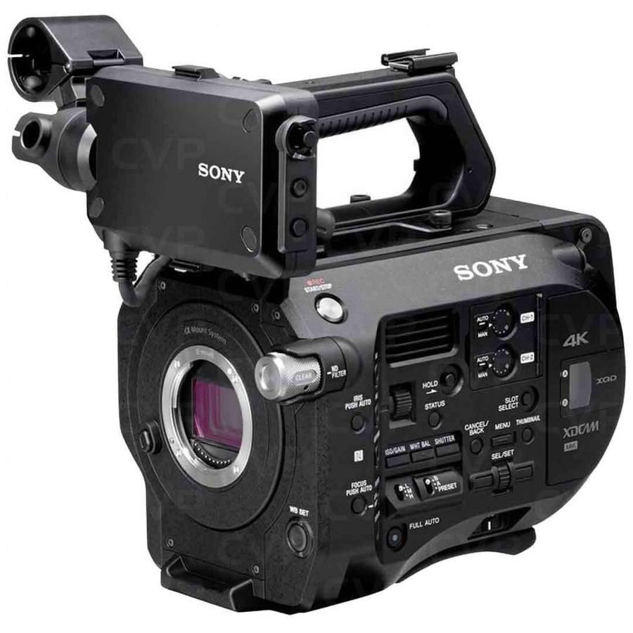 SONY FS7 MK1 4K SUPER 35